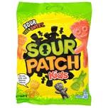 Sour Patch Kids 160g - Fruchtgummi mit saurem Zuckerüberzug