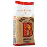 Billingtons Demerara Sugar 500g - Rohzucker aus Zuckerrohr