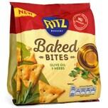 Ritz Baked Bites Olive Oil & Herbs 100g mit Olivenöl und Kräutern