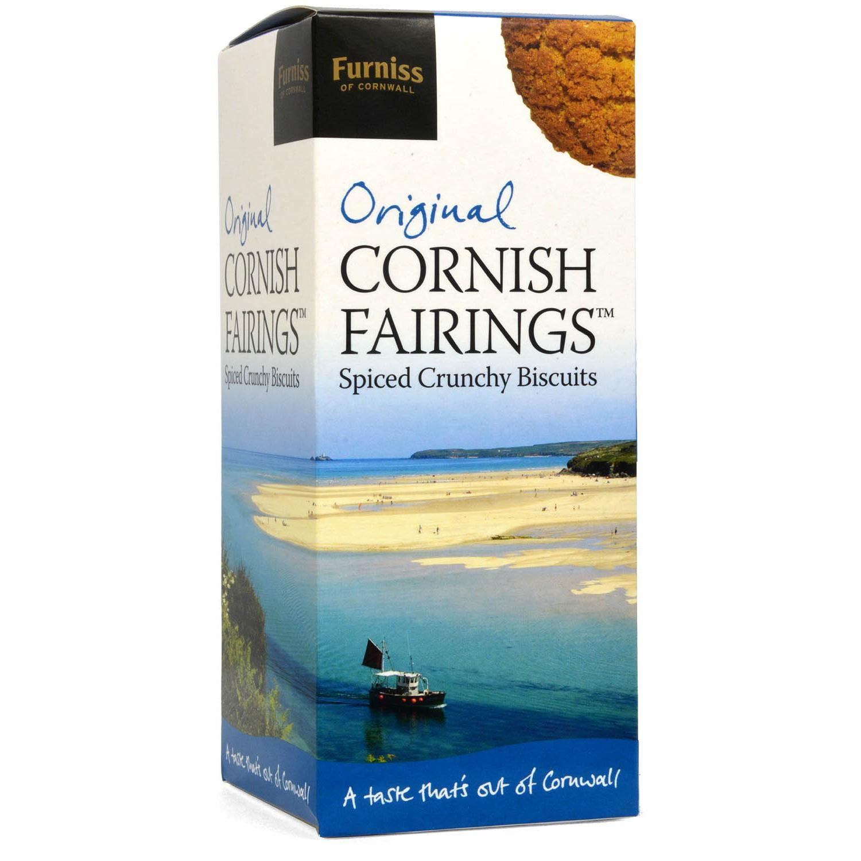 Furniss Original Cornish Fairings - Kekse mit Ingwer und Honig