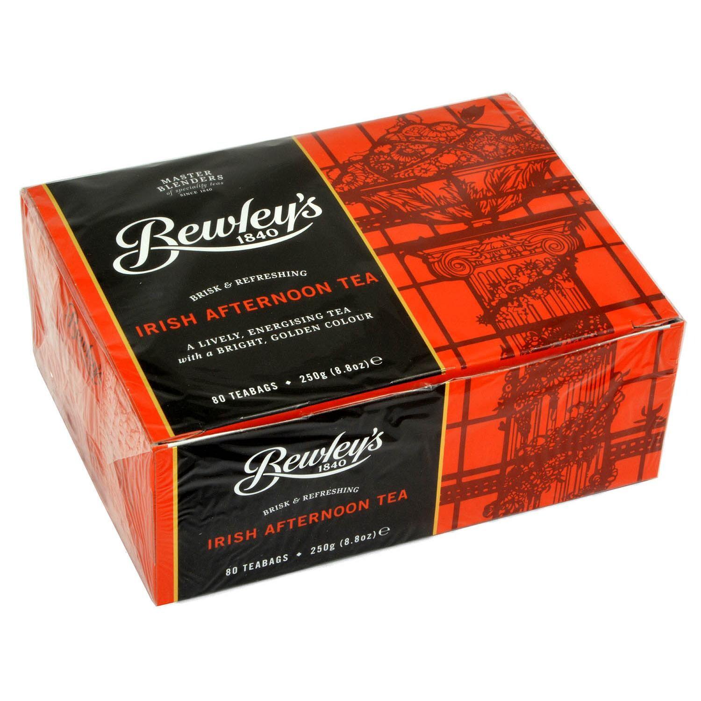 Bewleys Irish Afternoon Tea 80 Teebeutel - Schwarztee in Teebeuteln
