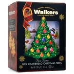 Walkers Mini Shortbread Weihnachtsbäume 150g