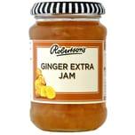 Robertsons Ginger Extra Jam Ingwer-Konfitüre extra 340g
