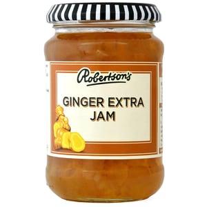 Robertsons Ginger Extra Jam 340g - Ingwer-Konfitüre extra