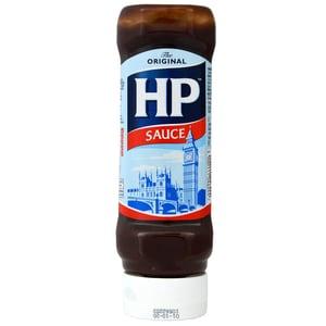HP Original Brown Sauce Top Down 450g - Würzsauce