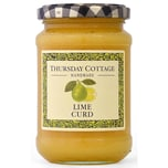 Thursday Cottage Limetten-Curd Limettenaufstrich mit Butter und Ei 310g