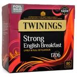Twinings Strong English Breakfast 80 Teebeutel 250g