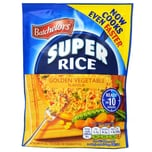 Batchelors Savoury Super Rice Golden Vegetable Reisgericht mit Gemüse 100g