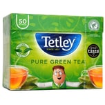 Tetley Grüner Tee 50 Teebeutel - Grüner Tee in Teebeuteln