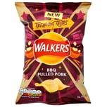 Walkers Chips BBQ Pulled Pork, Tüte 32,5g