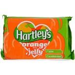 Hartley Orange Jelly Tablet Tablette für Wackelpudding Orangengeschmack