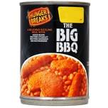 Hunger Breaks The Big BBQ Bohnengericht mit Fleischprodukten Grillgeschmack