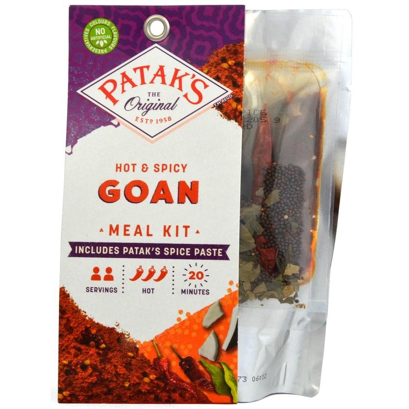 Pataks Goan Curry-Koch-Kit 314g