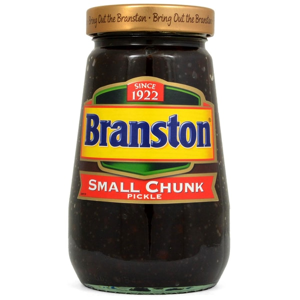 Branston Small Chunk Pickle Würzcreme 720g