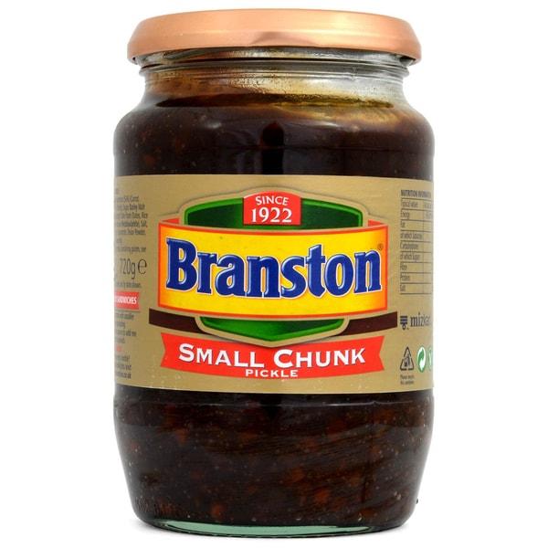 Branston Small Chunk Pickle 720g - Würzcreme