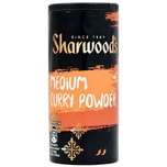 Sharwoods Medium Curry Powder - mittelscharfes Curry-Gewürzmischung