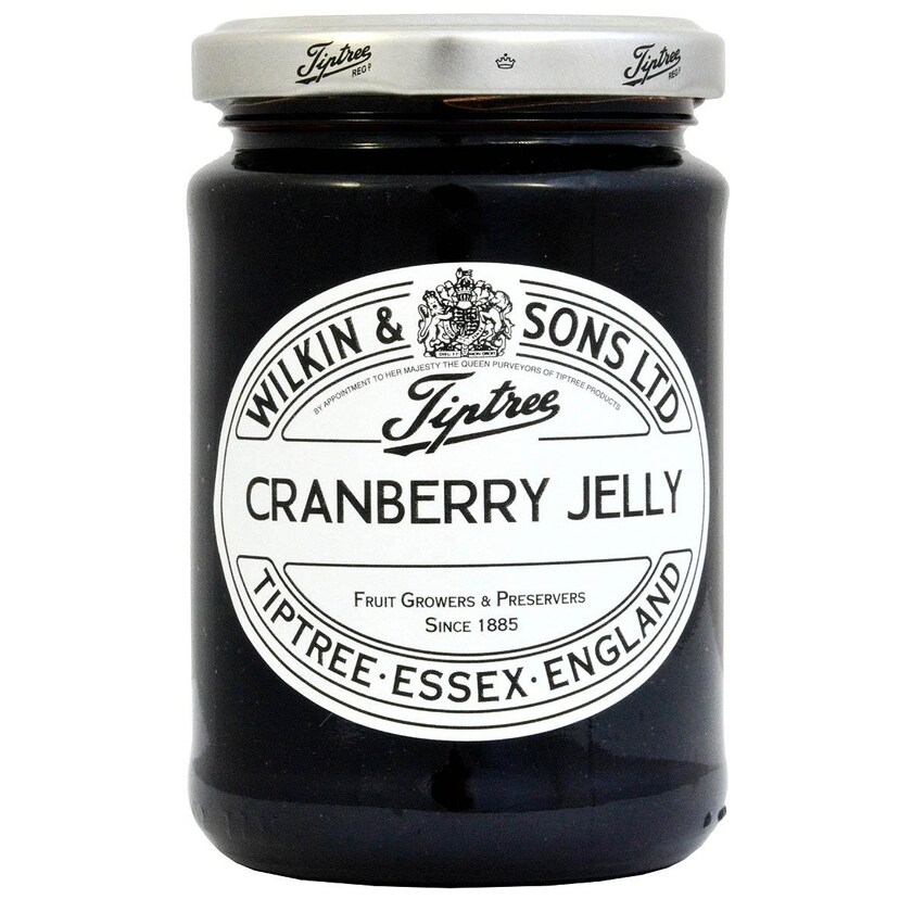 Wilkin & Sons Cranberry-Gelee extra 340g