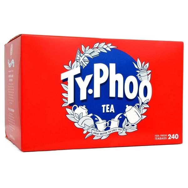 Typhoo Tea 240 Teebeutel - 696g - Schwarztee in Teebeuteln