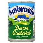 Ambrosia Devon Custard Dessert-Soße Vanille-Geschmack 400g