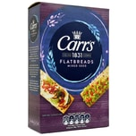 Carrs Flatbreads Mixed Seeds 150g Knäckebrot