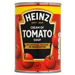 Heinz Cream of Tomato Soup Tomatencremesuppe 400g