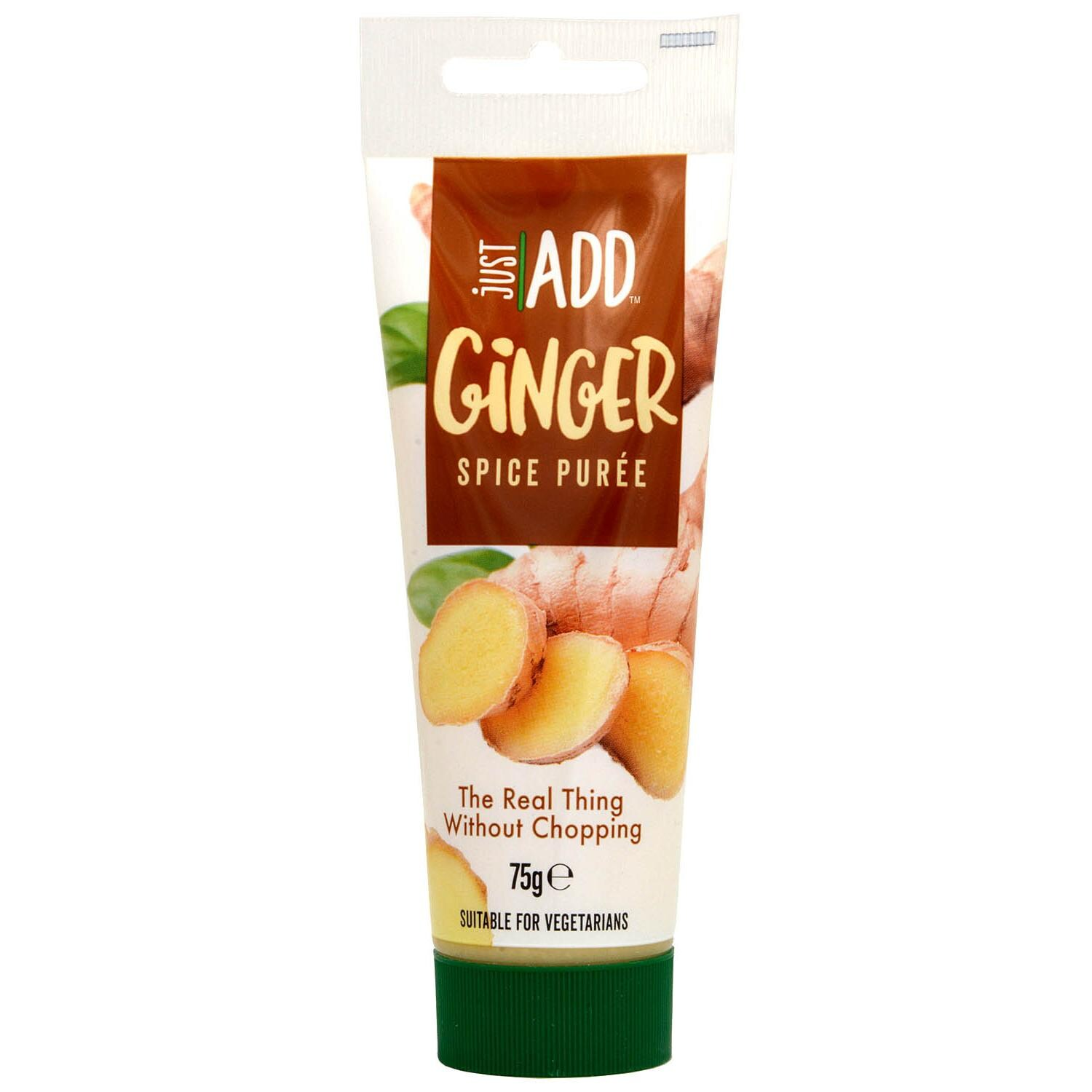 Just Add Ginger 75g Ingwer-Püree