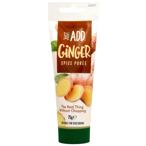 Just Add Ginger Ingwer-Püree 75g
