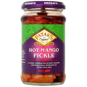 Patak´s Scharfes Mango Pickle