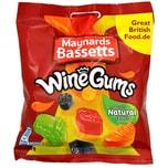 Maynards Bassetts Wine Gums Fruchtgummi 165g
