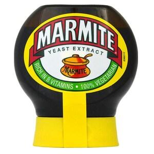 Marmite 200 g Squeezable - Hefe-Extrakt