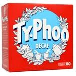 Typhoo Tea 80 Schwarztee in Teebeutel entkoffeiniert teinfrei 232g