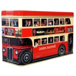 Walkers London Bus Biscuits Selection Keks-Sortiment 450g