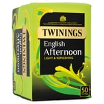 Twinings English Afternoon - Schwarztee in 50 Teebeutel 125g