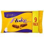 Cadbury Flake 9er-Pack 180g - Milchschokolade