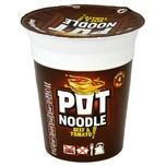 Pot Noodle Beef & Tomato Instant-Nudelgericht Rindfleisch-Tomate-Geschmack