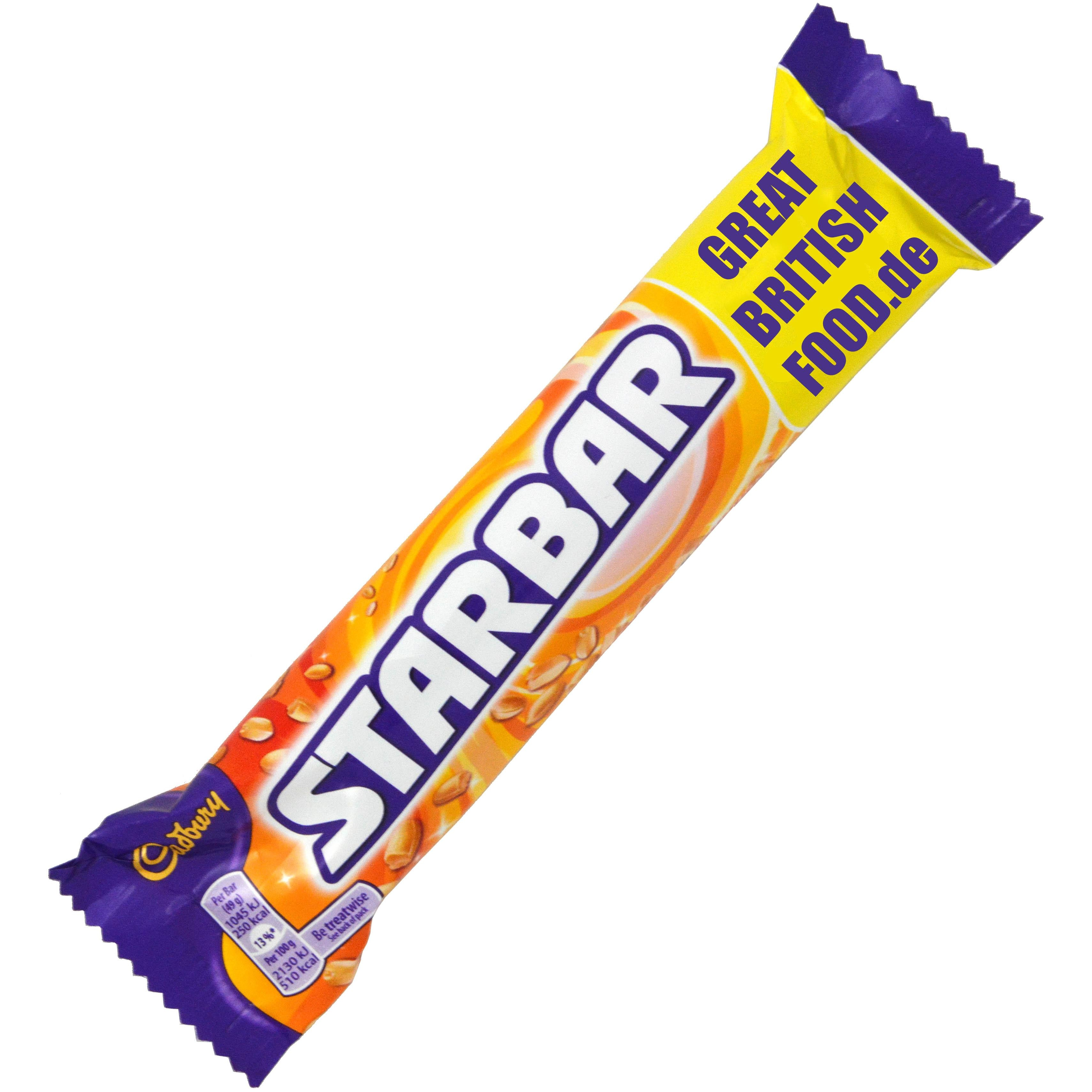 Cadbury StarBar - Schokoriegel