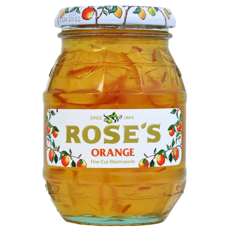 Roses Orange Fine Cut Marmalade - Orangen-Marmelade