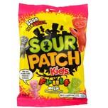 Sour Patch Kids Fruit Mix 160g Fruchtgummi mit saurem Zuckerüberzug
