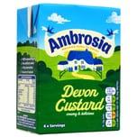 Ambrosia Devon Custard 750g - Dessert-Soße Vanille-Geschmack