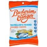 Buderim Ginger Travellers Friends (Gingerbons) 50g - Ingwerbonbons