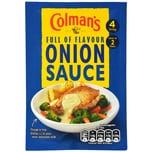 Colmans Onion Sauce Mix - Instant-Zwiebelsoßenpulver