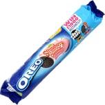 Oreo Strawberry Cheesecake - Doppelkekse mit Cremefüllung 154g