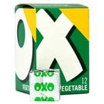 Oxo Cubes Vegetable - 12 Brühwürfel für Gemüsegerichte