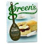 Greens Classic Scones Mix 280g - Kuchenbackmischung Scones