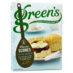 Greens Classic Scones Mix Kuchenbackmischung Scones 280g