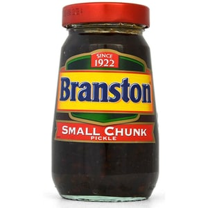 Branston Small Chunk Pickle 520g - Süß-saures Pickle