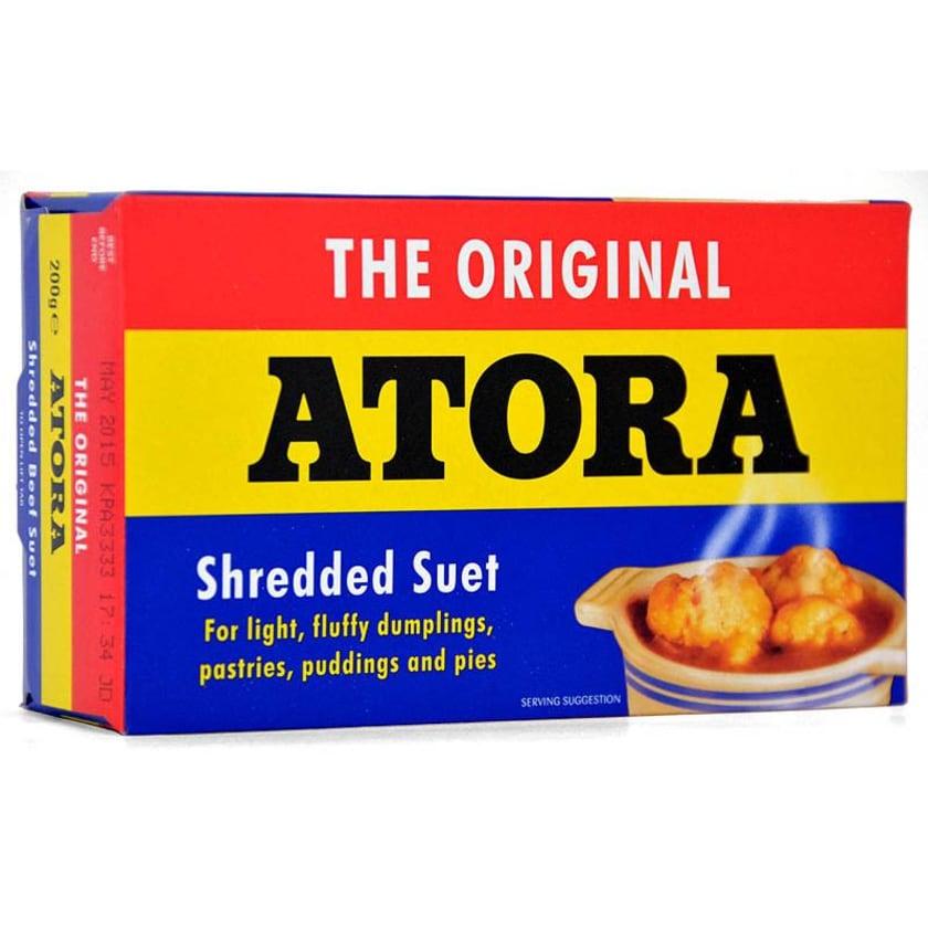 Atora Original Shredded Suet Rindertalgflocken 220g