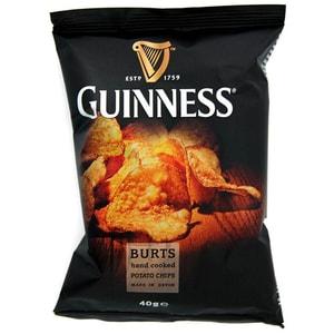 Guinness Flavour Potato Chips Kartoffelchips mit Guinness-Geschmack 40g