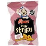 Mr. Porky Crispy Strips 40g - Schweinescharte, gewürzt