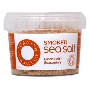 Cornish Sea Salt Smoked Pinch Salt 50g - Meersalz, geräuchert
